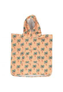 Beach-&-Bandits---Beach-poncho-for-kids---Palm-Breeze---Sunny-Cream
