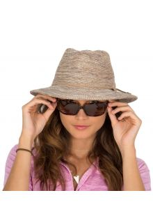 Rigon---UV-Fedora-hat-for-women---Jacqui---Camel