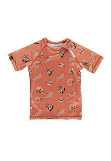 Beach-&-Bandits---UV-Swim-shirt-for-kids---Shello!---Clay