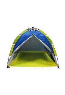Banz---UV-Shelter---UPF50+-Beach-tent---Mini---Blue/Yellow