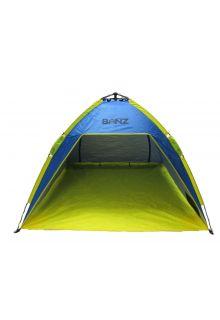 Banz---UV-Shelter---UPF50+-Beach-tent---Large---Blue/Yellow