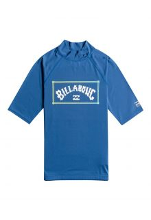 Billabong---UV-Rashguard-for-men---Short-sleeve---Unity---Dark-blue
