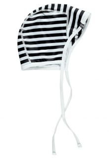 Beach-&-Bandits---Babies'-UV-hat---Small-Bandit---White/Black