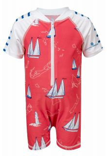 Snapper-Rock---Baby-UV-suit-Island-Sail---Red