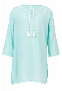 Snapper-Rock---Beach-tunic-Swan---Mint-green