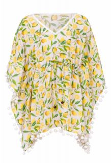 Snapper-Rock---Beach-tunic-Lemon---Yellow
