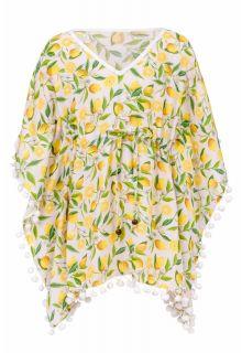 Snapper-Rock---Beach-tunic-Lemon---Yellow