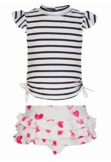 Snapper-Rock---Baby-Ruffle-Set---Stripe/-Hearts