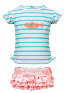 Snapper-Rock---UV-swim-set-ruffle-Coral-Fish---Pink-/-aqua