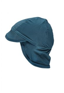 Beach-&-Bandits---UV-Sun-hat-for-babies---Ribbed-Collection---Ocean