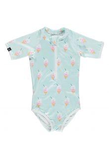 Beach-&-Bandits---UV-Swimsuit-for-girls---Aloha-Ice-Cream---Multi