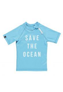 Beach-&-Bandits---UV-swim-shirt-child---Save-the-ocean---Blue-/-white