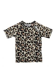 Beach-&-Bandits---UV-Swim-shirt-for-kids---Leopard-Shark---Black/Multi
