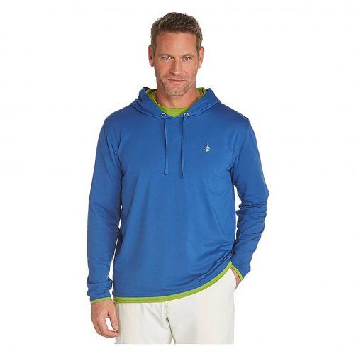 Coolibar---Cowl-Neck-Pullover---denim-blue