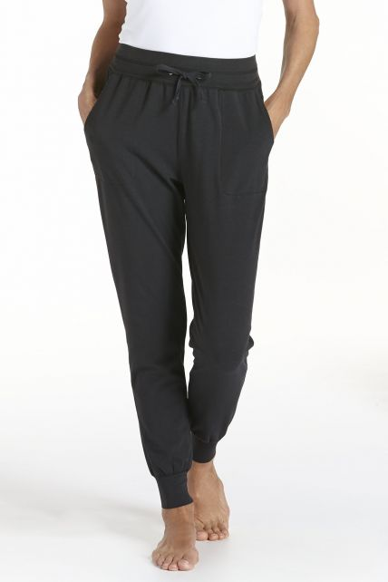 Coolibar---Casual-UV-Pants---Black