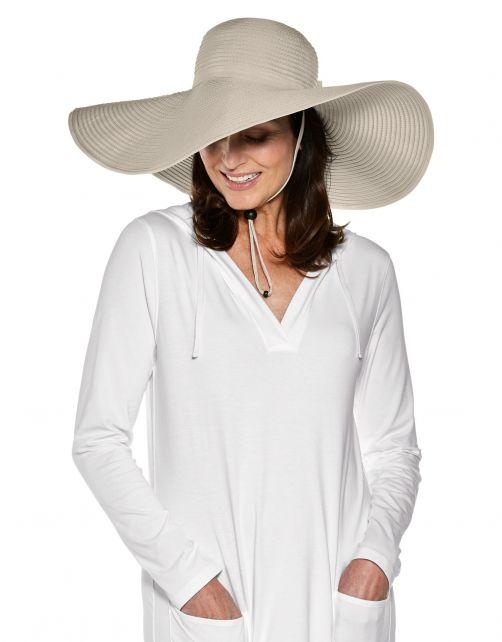 Coolibar---Shapeable-Poolside-UV-Sun-hat---Tan