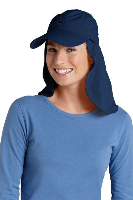 Coolibar---Super-Sport-UV-Hat---Blue