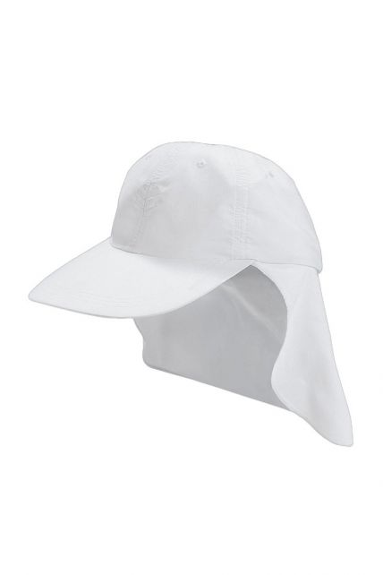 Coolibar---UPF-50+-Child-All-Sport-Flap-Sun-Hat--White