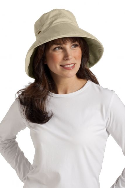 Coolibar---Everyday-Cotton-UV-Hat---Tan