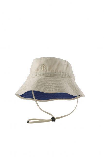 Coolibar---UPF-50+-Toddler-Chin-Strap-Sun-Hat--Beige