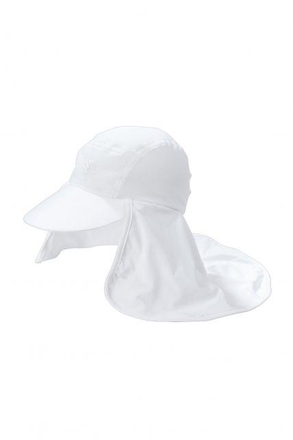 Coolibar---Chlorine-Resistant-Ultra-UV-Sport-Hat---White