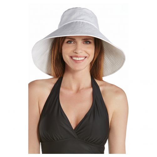 Coolibar---UV-floppy-hat-for-women---Wide-brim---White