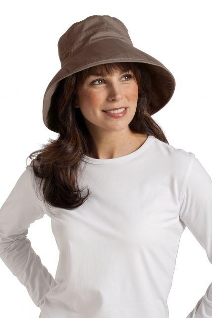 Coolibar---Everyday-Cotton-UV-Hat---Mushroom