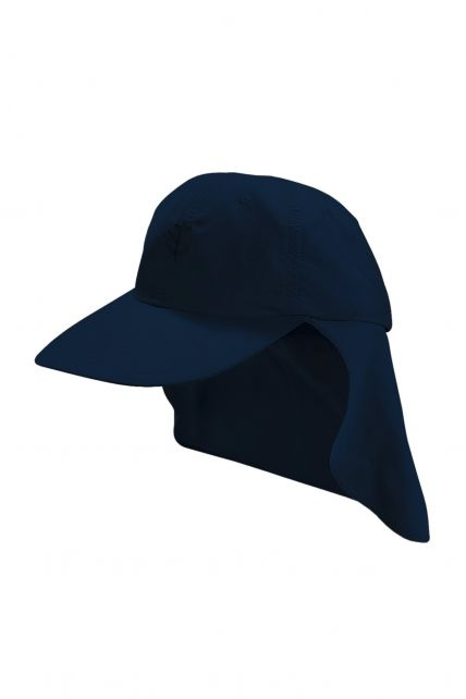 Coolibar---UV-Sport-Cap-with-neck-cover-for-kids---Alex---Navy