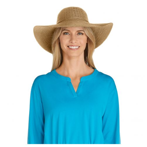 Coolibar---UV-sun-hat-for-women---Tan