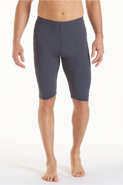 Coolibar---Men's-Swim-Shorts---Graphite