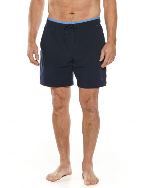 Coolibar---UV-Swim-Shorts-for-men---Kahuna---Navy