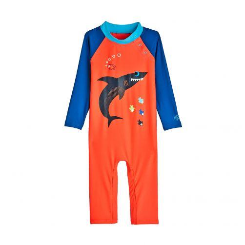 Coolibar---UV-swimsuit-for-babies---Sneaky-Shark