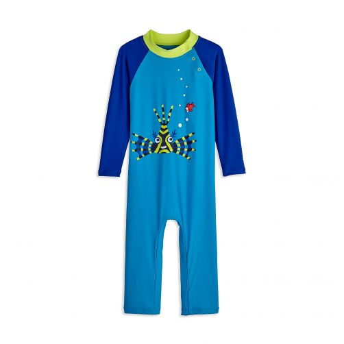 Coolibar---UV-swimsuit-for-babies---Blue-Lion-Around