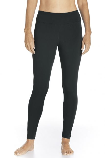 Coolibar---UV-Swim-tights-women---Black