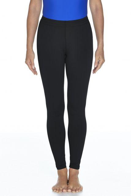 Coolibar---Women's-UV-Swim-Tights---Black
