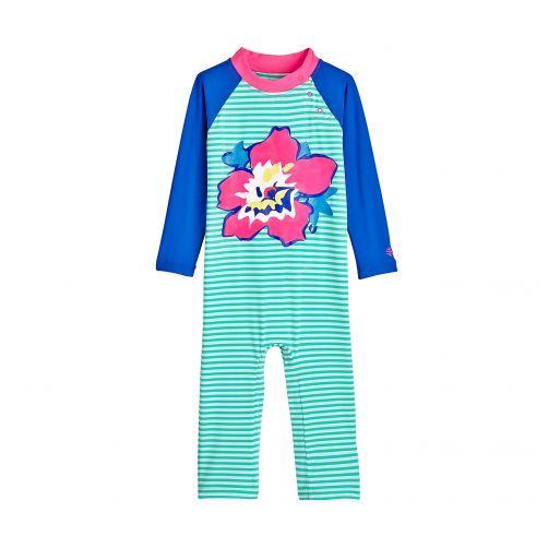 Coolibar---UV-swimsuit-for-babies---Tropical-Flower