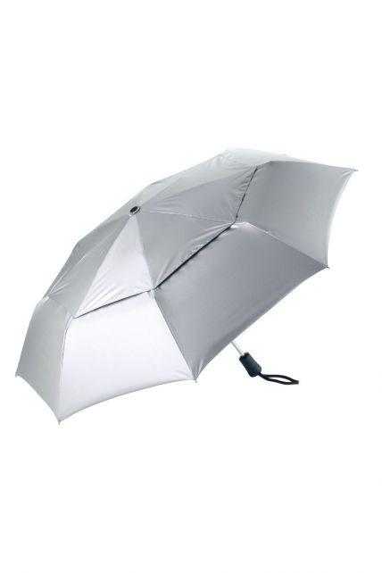 Coolibar---UV-resistant-Umbrella---Sodalis-Travel---Silver
