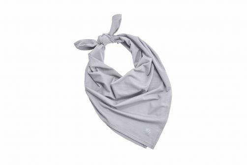 Coolibar---UV-resistant-bandana---Light-Grey