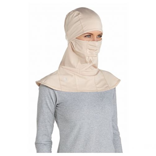 Coolibar---UV-sun-mask-unisex--Beige