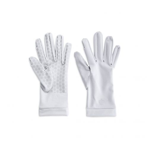 Coolibar---UV-resistant-gloves-for-adults---Sawyer---White