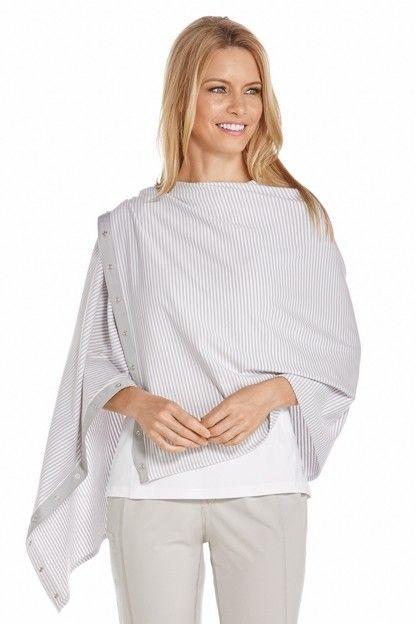 Coolibar---UV-resistant-convertible-shawl---Striped