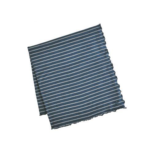 Coolibar---UV-blanket-for-women,-men,-kids-and-babies---blue/white-striped