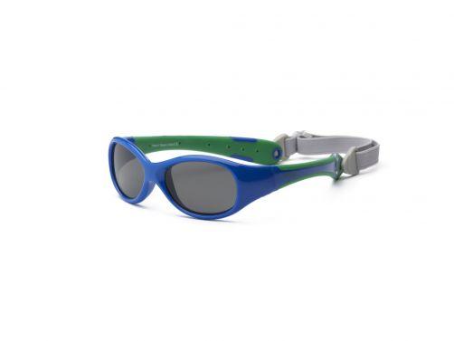Real-Kids-Shades---UV-sunglasses-baby---Explorer---Royal-blue-/-green
