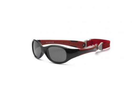 Real-Kids-Shades---UV-sunglasses-baby---Explorer---Black-/-red