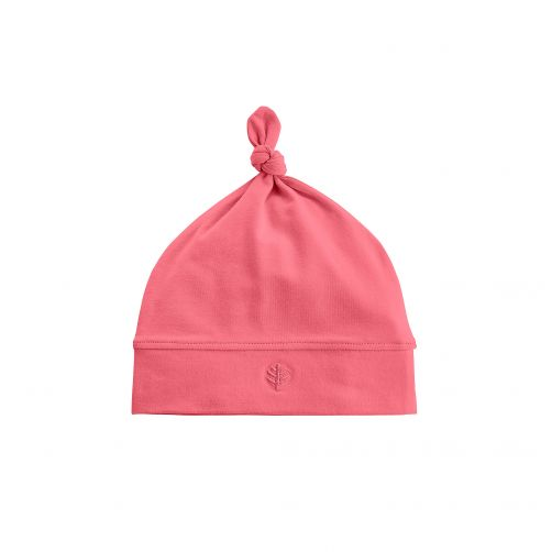 Coolibar---UV-baby-beanie-hat---pink