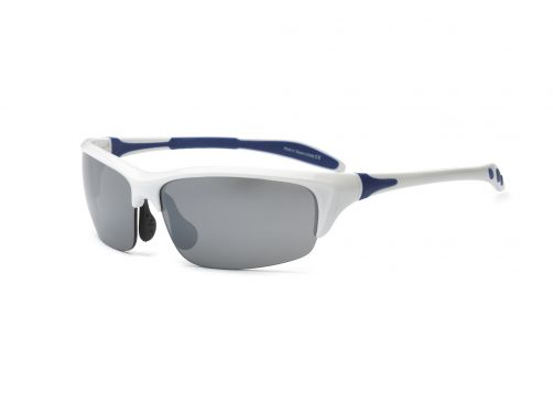 Real-Shades---UV-sunglasses-for-adults---Blade---White/navy-blue
