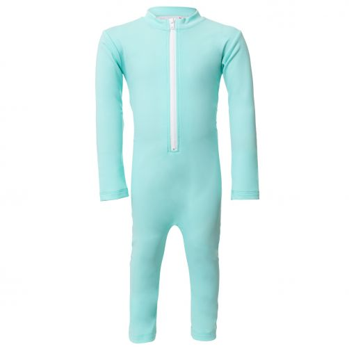 Petit-Crabe---UV-Swimsuit-longsleeve---Chief---Mint