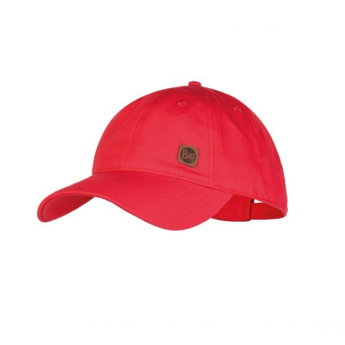 Buff---Baseball-cap-for-adults---Red