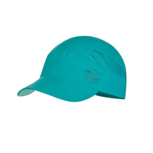 Buff---Pack-trek-cap-for-adults---UV-protective---Turquoise
