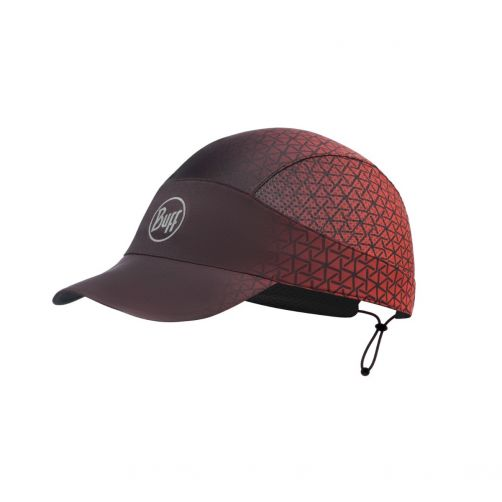 Buff---Pack-run-cap-for-adults---UV-protective---Red